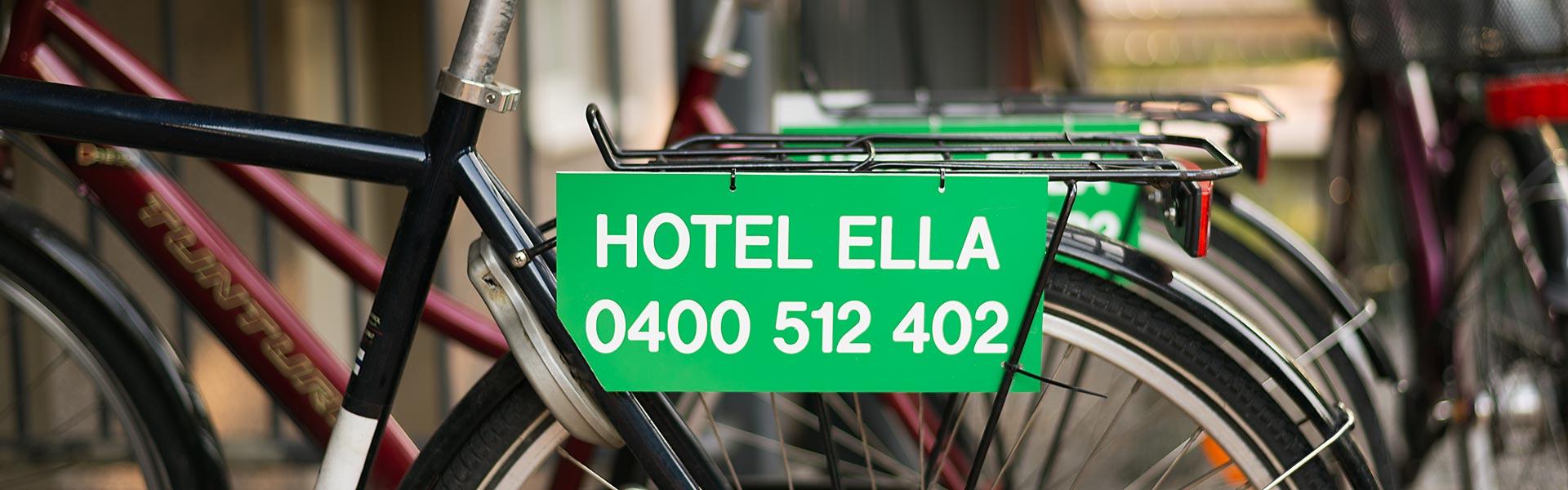 Apartments Ella